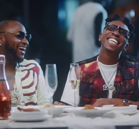 Davido talks about Mayorkun