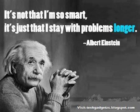 Einstein intelligent
