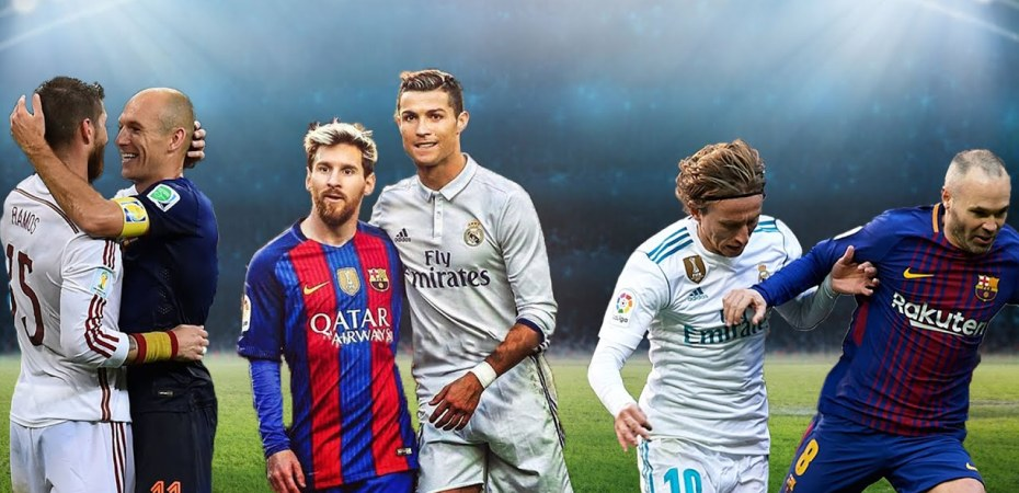 best football players of the last decade