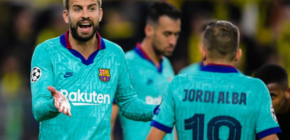 Barca wages reduction other captains