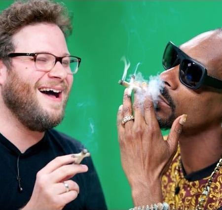 Artistes who smoke weed